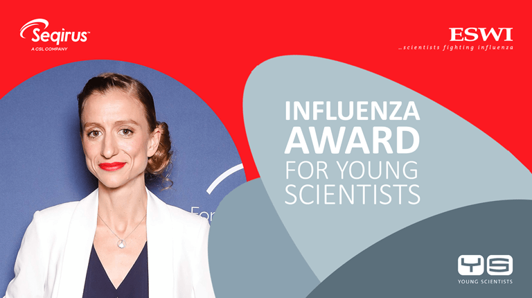 Influenza award for young scientists